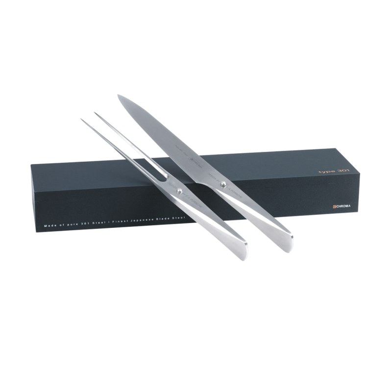 Carving Set Consisting of P05 + P17