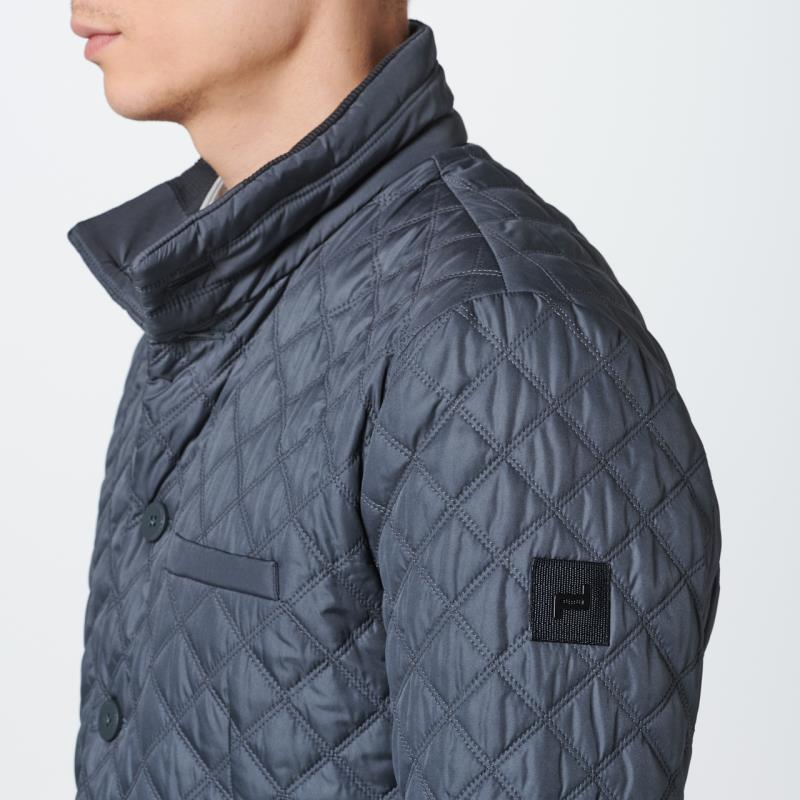 Porsche Design Diamond Quilt Airlift Jacket Bunda Blejzr prošívaný
