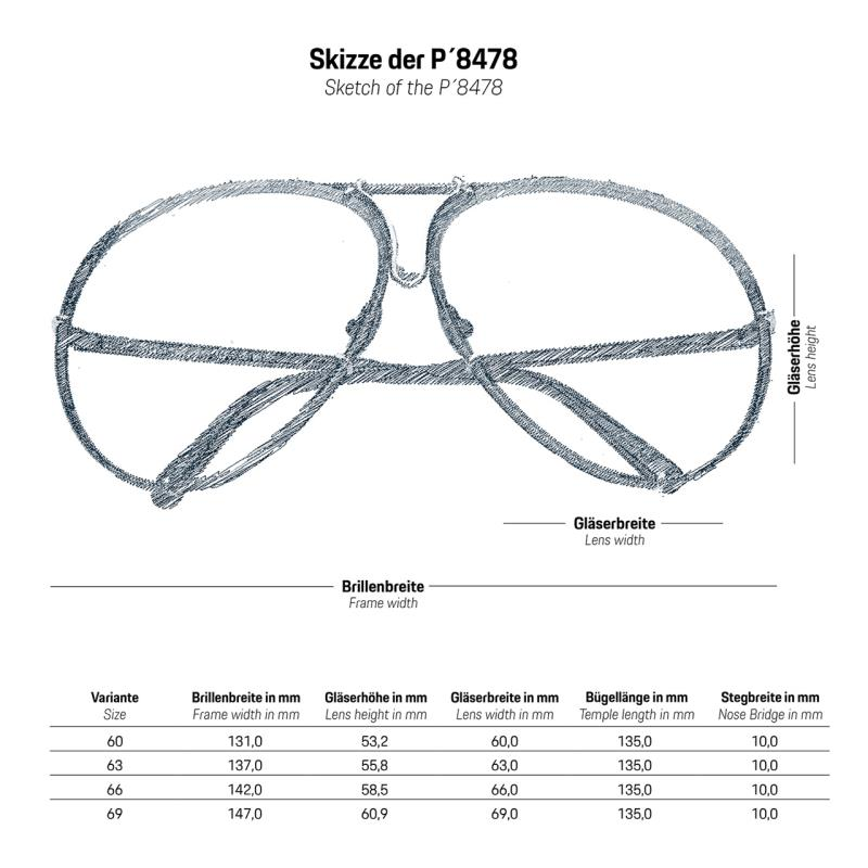 P'8478 Sunglasses