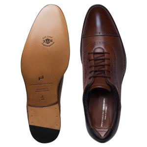 Porsche Design Business Casual GY Nappa Lace Up Obuv formální