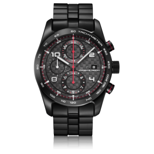 Chronotimer Series 1 All Black Carbon
