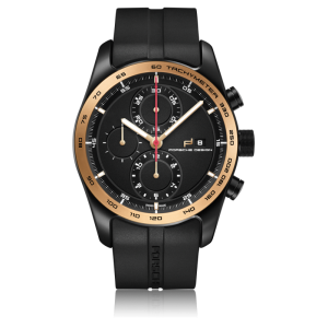 Chronotimer Series 1 Sportive Black &. Gold