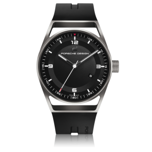 Porsche Design 1919 Datetimer Titanium &amp. Rubber