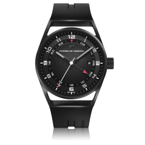 Porsche Design 1919 Globetimer Black &amp. Rubber