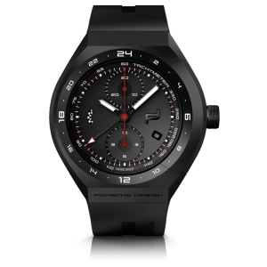 MONOBLOC ACTUATOR 24H-Chronotimer Black &. Rubber