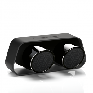 Porsche Design 911 Speaker black Bluetooth reproduktor černý