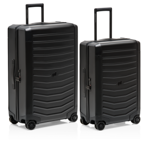 Roadster Hardcase Set M/L Black Edition
