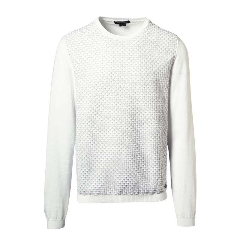 Porsche Design 3-D Textured Sweater