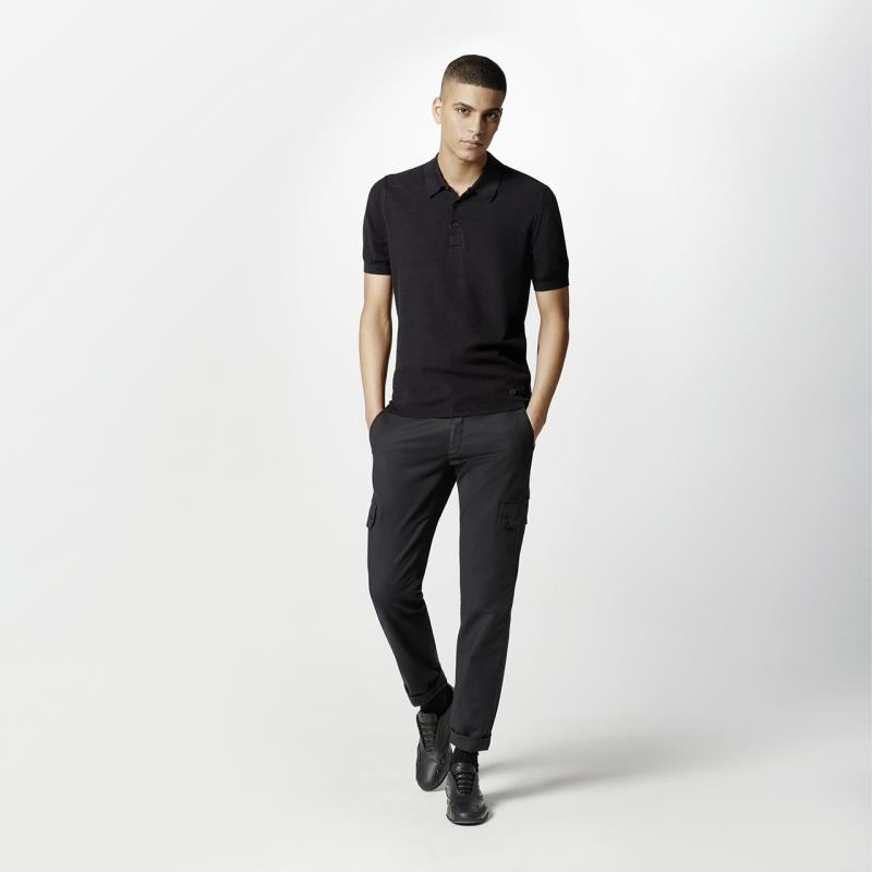 Porsche Design Basic Fashion Polo Tričko s límečkem