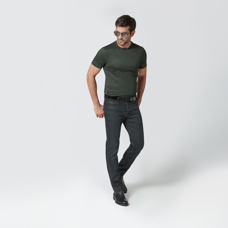 Porsche Design Motocross Electrified Denim Slim Fit Kalhoty