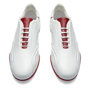 Racer Flyline Nappa White Edition