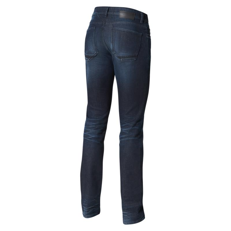 Porsche Design Treated Electrified Denim Slim Fit Kalhoty úzké