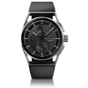 Porsche Design 1919 Chronotimer Flyback Black &amp. Leather