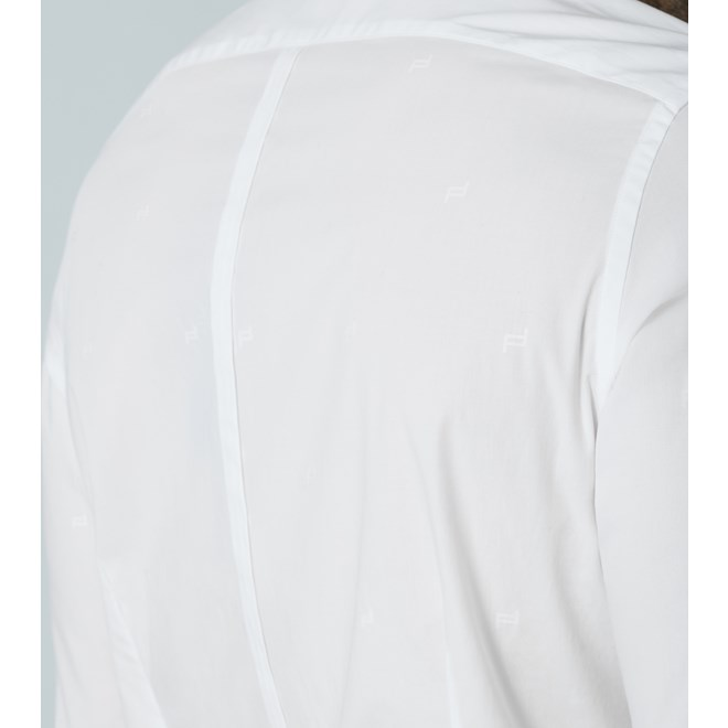 Porsche Design LUXE PD ICON BUTTON DOWN SHIRT Košile bílá offwhite