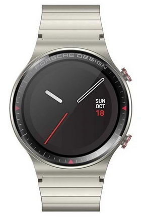 PORSCHE DESIGN HUAWEI WATCH GT 2