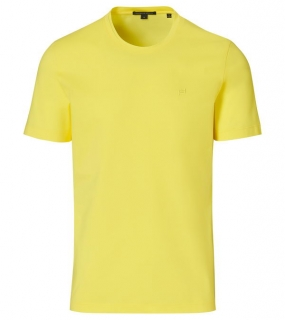 Porsche Design CREW NECK T-SHIRT fresh yellow svěží žlutá tričko