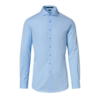 Porsche Design SLIM FIT BUSINESS SHIRT Košile slim světle modrá sky way blue